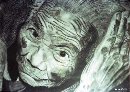 Image of Elderly Woman