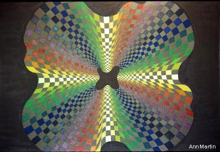 Image of Rainbow painting